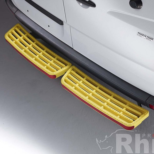 Twin Step Yellow Tread Replacement Kit -...