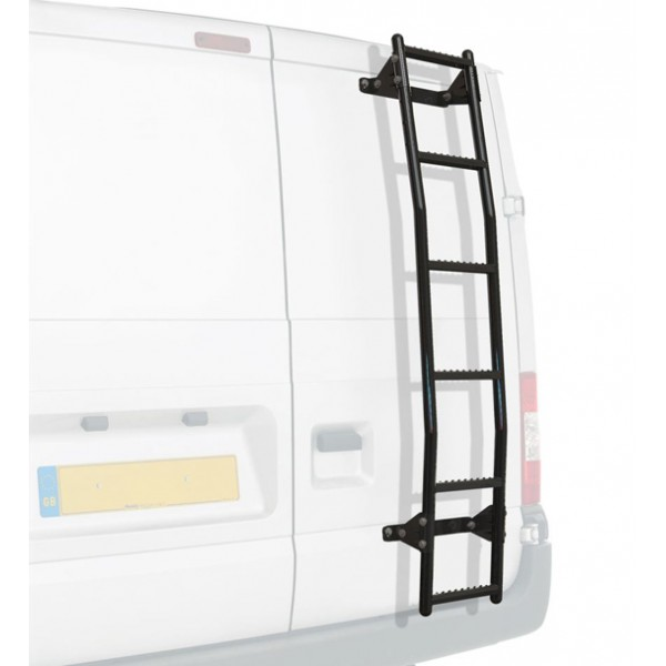 Rhino Rear Door Ladder - 7 Step - RL7-LK08