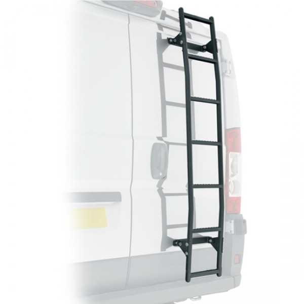 Rhino Rear Door Ladder - 8 Step - RL8-LK09