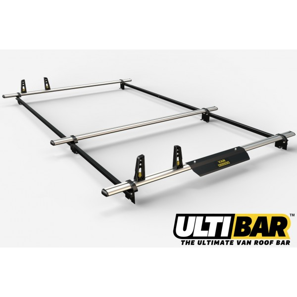 3 bar HD ULTI System incl. wind deflector