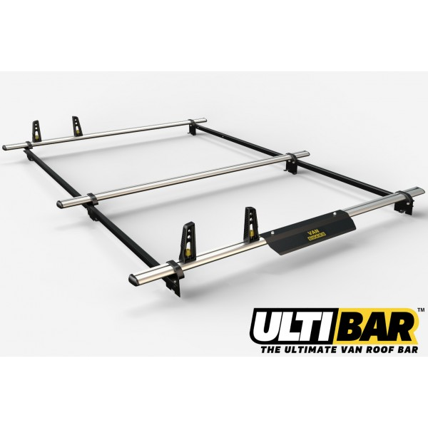 3 bar HD ULTI System incl. wind deflector