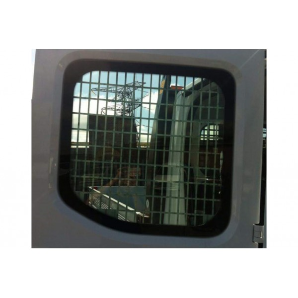 Side Window Grilles