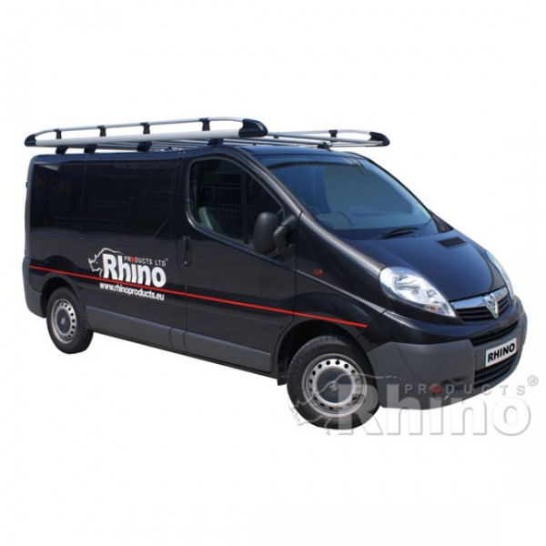 Rhino Aluminium Rack - A640