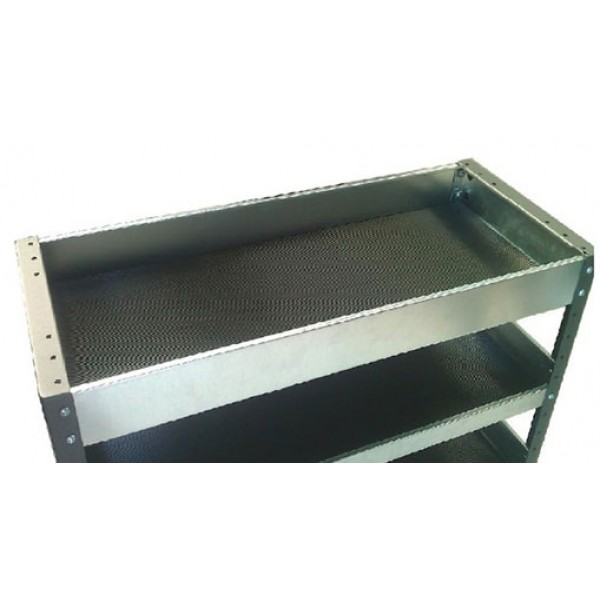 Rubber Shelf Mat for 1000 x 235mm shelf